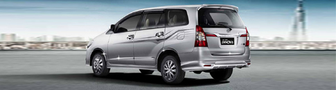 Toyota Innova Safety
