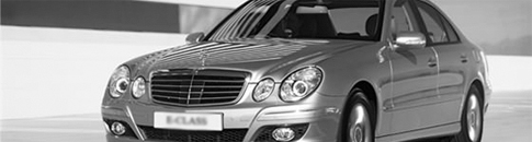 4-seater Mercedes Taxis Seating Capacity