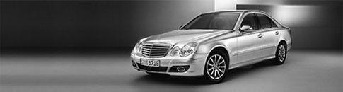 Mercedes Cab