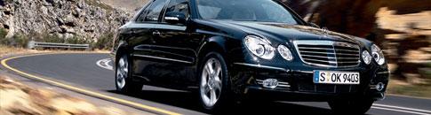Mercedes E-Class Design