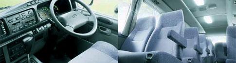 Mini Coach Seating Capacity