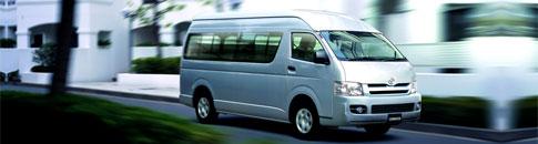 Minibus Rental in Singapore