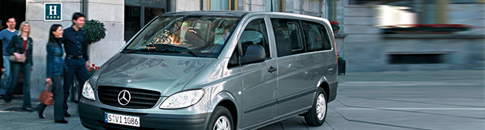 Mercedes Vito Services